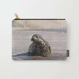 horsey seal Carry-All Pouch