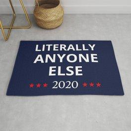 Election 2020, Anti-Trump - Anyone Else II Rug