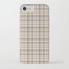 Heavenly Tartan iPhone Case