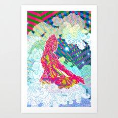 Uplift Art Print