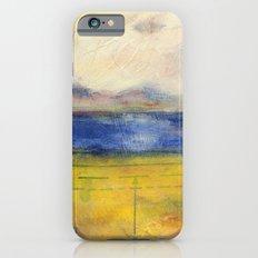 Blue Lake No. 1 Slim Case iPhone 6s