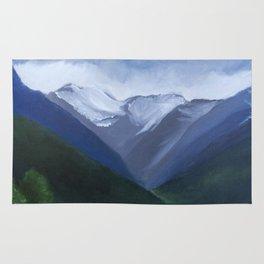 Austrian Landscape Rug