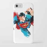 hero iPhone & iPod Cases featuring HERO by ALmighty1080
