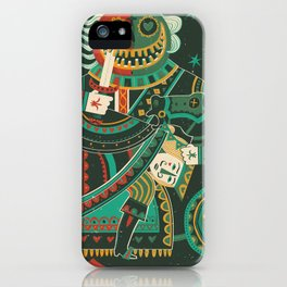 Jack of Hearts iPhone Case