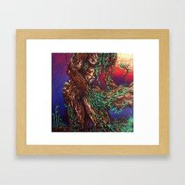 Inosculation  Framed Art Print