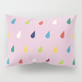 Raindrops Pillow Sham