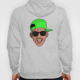 Sitcom OG, Master William, The Fresh Prince of Bel-Air (wearing shades). Hoody