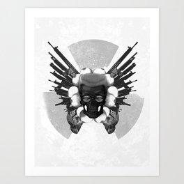 Dukespendables Art Print