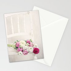 Playful Petals Stationery Cards
