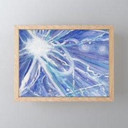 Tribute to Nikola Framed Mini Art Print