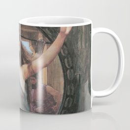 Circe Offering the Cup to Ulysses, John William Waterhouse Coffee Mug