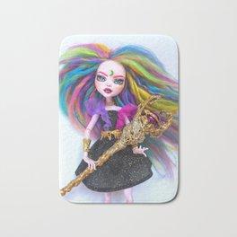 Summoner Rainbow Doll Bath Mat