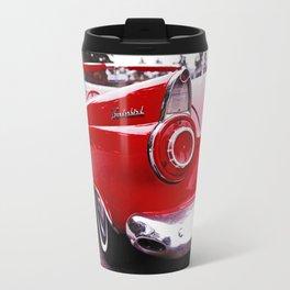 Nostalgic T-Bird Travel Mug