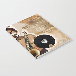 Fela Kuti Notebook
