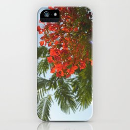 RED SUMMER iPhone Case