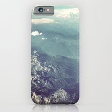 Aerial View of the French Alps Slim Case iPhone 6s