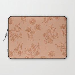 Vintage Daisy & Sweet Pea Laptop Sleeve