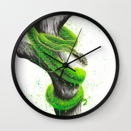 Daintree Escape Wall Clock