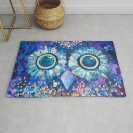 Visions in the Night Rug