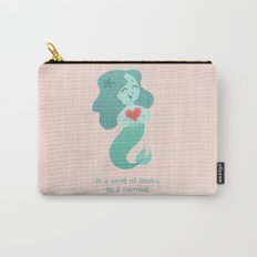 Be A Mermaid! Carry-All Pouch
