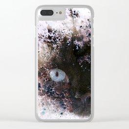 I Am Siamese Clear iPhone Case