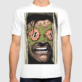 Shining Eye Holes T-shirt