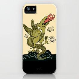 BASILISCUS iPhone Case