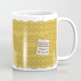 Emotional Support Tea Coffee Mug