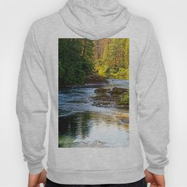 Bend In The River Hoody