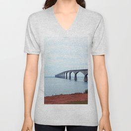 From PEI to NB Unisex V-Neck