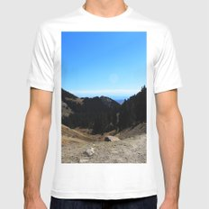 Dome Mens Fitted Tee White MEDIUM
