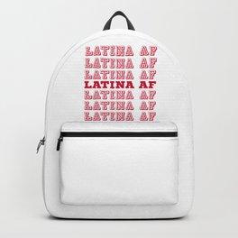 LATINA AF Backpack