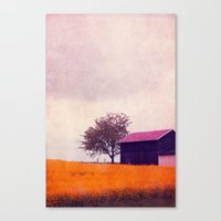 country Canvas Prints featuring country by Claudia Drossert