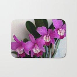 Laeliocattleya Orchid Bath Mat