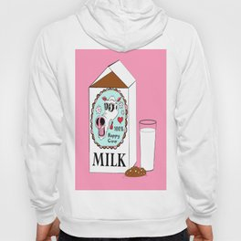 Milk and cookies Hoody