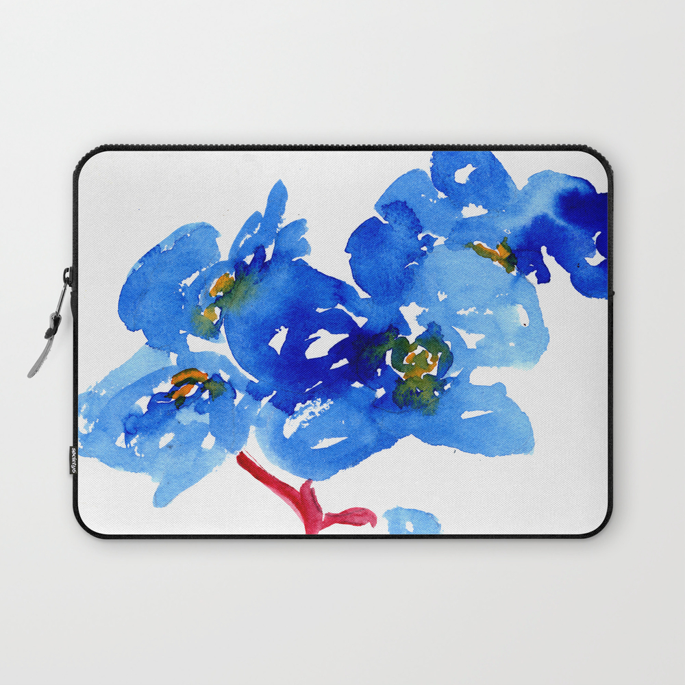 Flower Viii Laptop Sleeve LSV8732574