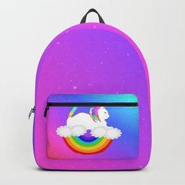 Unicorn Cat Backpack