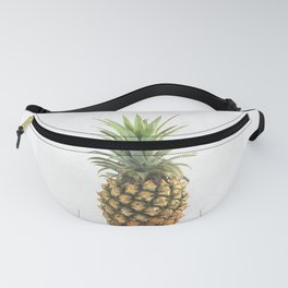 Watercolor pineapple Fanny Pack