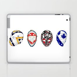 70s Fibreglass Masks Laptop & iPad Skin