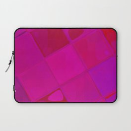 Re-Created Mirrored SQ LXXIII by Robert S. Lee Laptop Sleeve