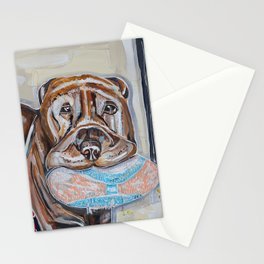 Gatsby the Shar Pei Stationery Cards