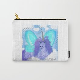 Pegacorn In The Clouds Carry-All Pouch