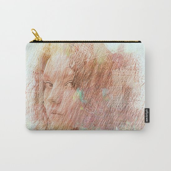 Girl of Brooklyn Carry-All Pouch