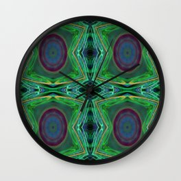 Unleashed Wall Clock