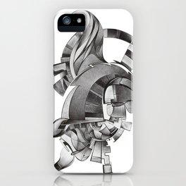 La sagra dell'inconscio iPhone Case
