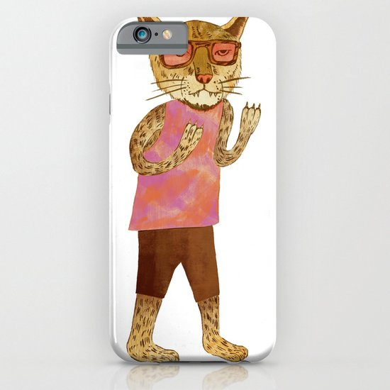 Cougar iPhone & iPod Case
