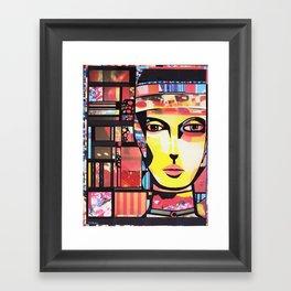 EASTER SPRING Framed Art Print