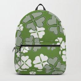 My Lucky Shamrocks II Backpack