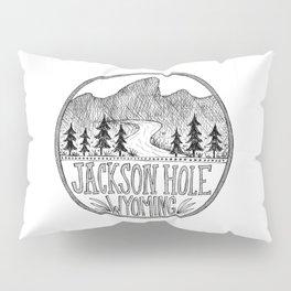 Jackson Hole Wyoming Pillow Sham