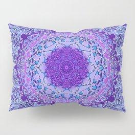 Wisteria Mandala Pillow Sham